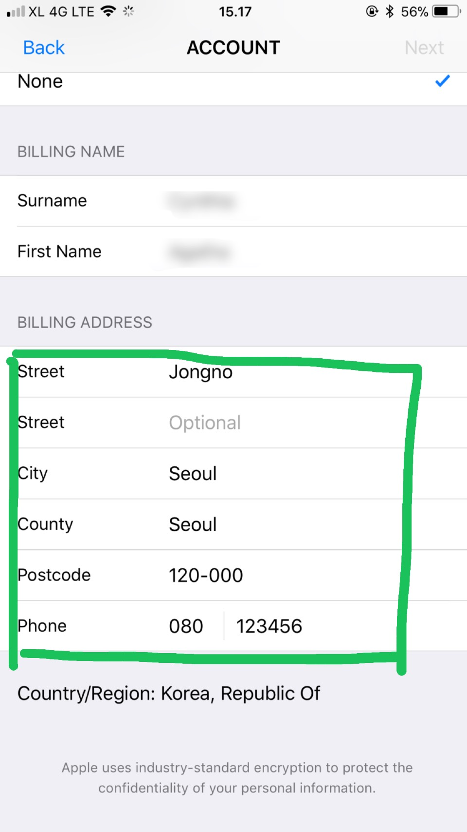 TUTORIAL] How to change Apple ID Country to Korea – GOT7 INDONESIA
