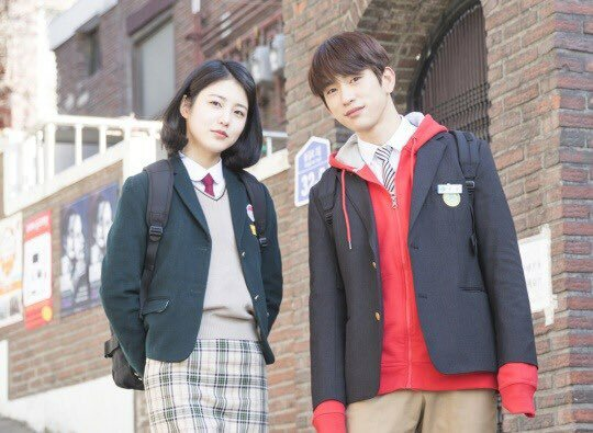 PIC] 190204 Jinyoung for tvN drama 'He is Psychometric