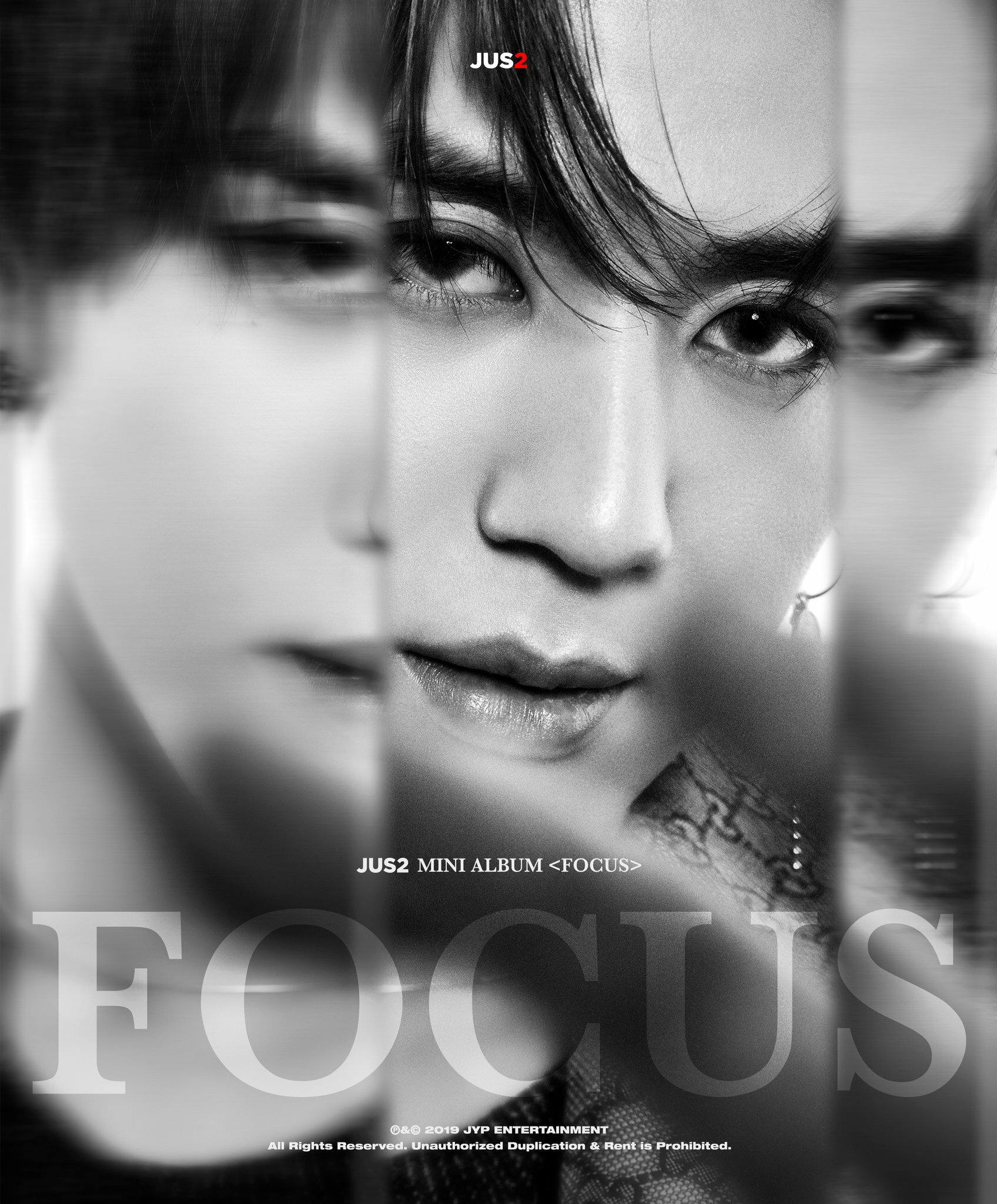 "PIC] 190217 GOT7 Official Twitter – JUS2 ""FOCUS"" MINI ALBUM TEASER"